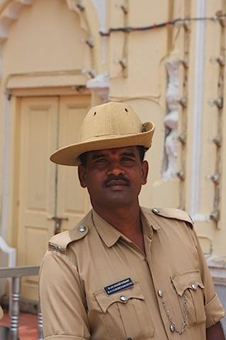 Karnatican Policeman