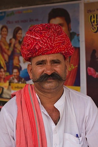 Man in Gujarat
